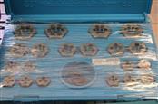 FOUR STAR Misc Metal Tool METRIC SET S1991M